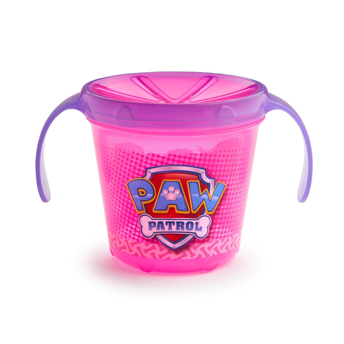 Pin By Munchkin Inc On Snack Catcher Snack Cups Pink Snacks Baby Food Storage