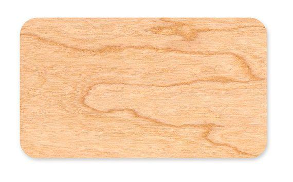 Cartes De Visite Bois Rable Vide Cadeau Par UnikCase1 Rustic Wood Vintage