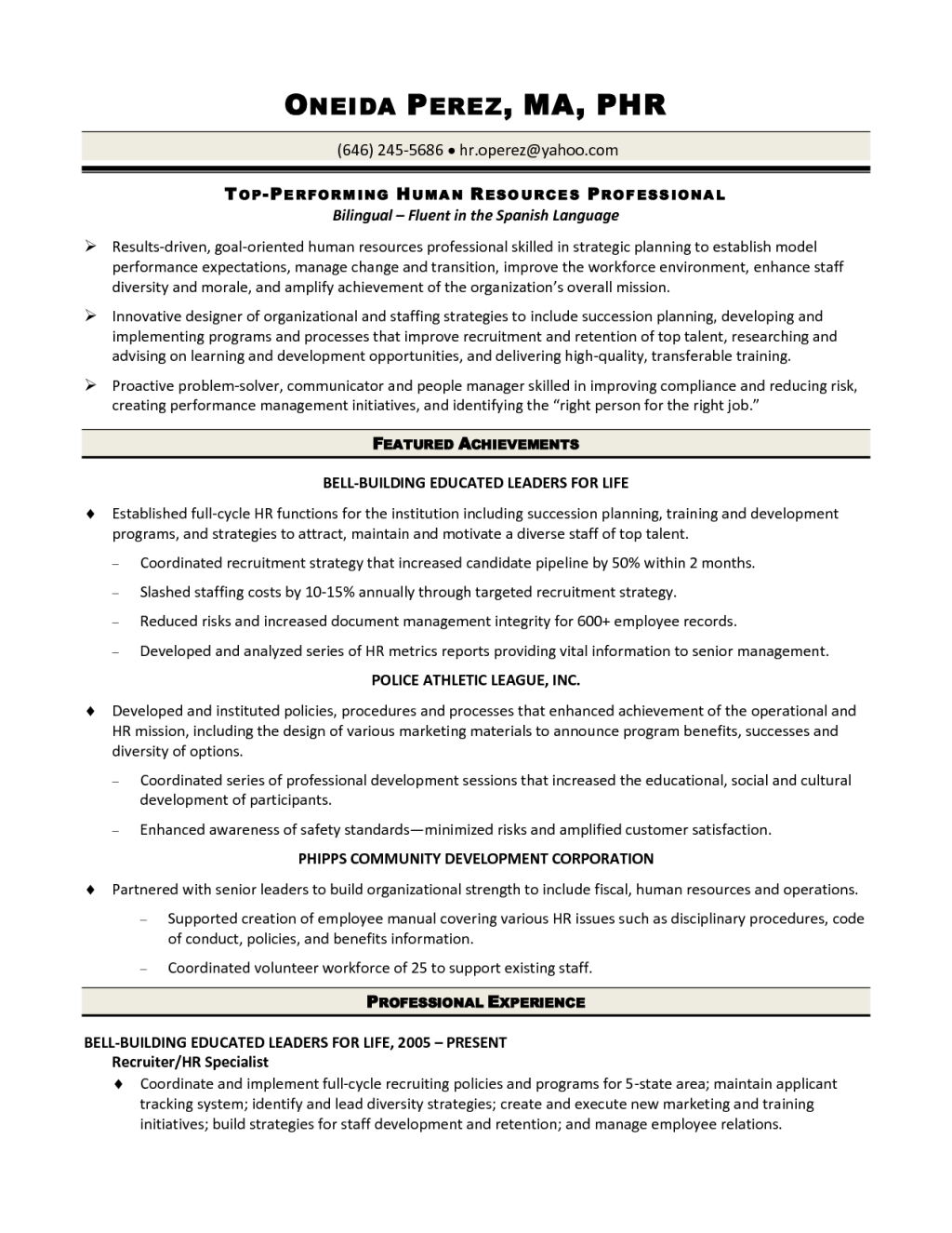 Cover letter for hr generalist. Are you looking for a guide on how ...