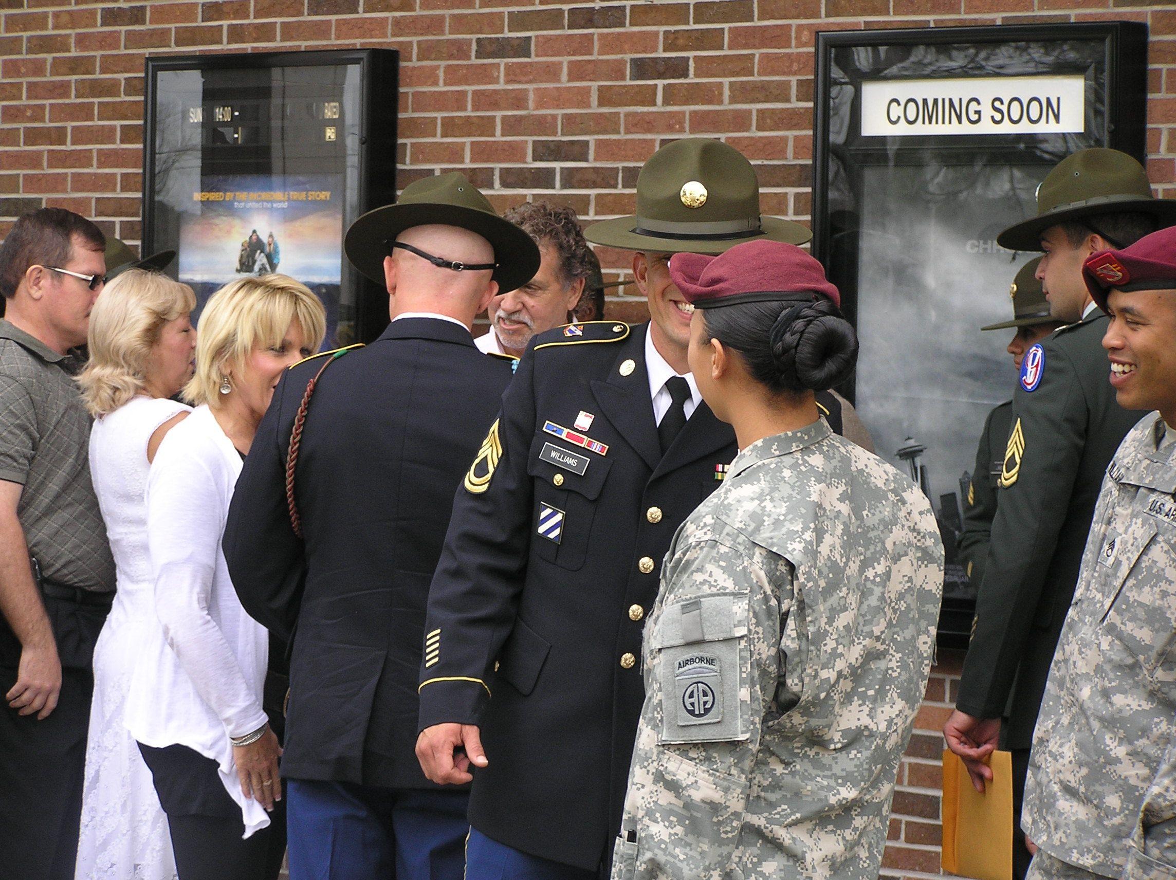 Class 01-12 US Army Drill Sergeant Drill School, Fort Jackson, SC ...