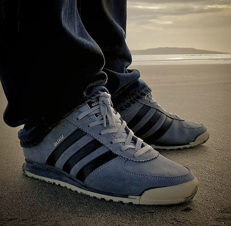 size 40 747be 1ad0b Adidas Guam - made in Japan