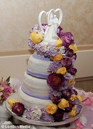 Worst Wedding Cakes Ever Splodge See The Photos