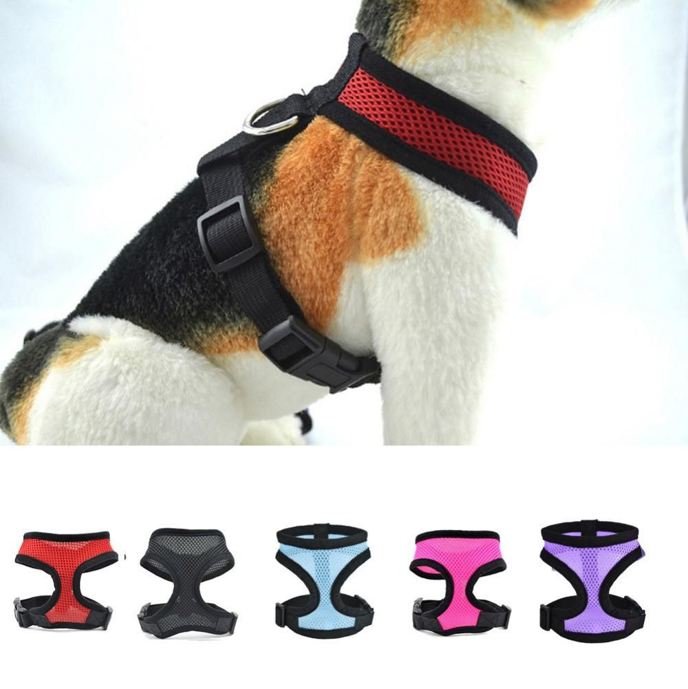 Adjustable fashion chest harness for the most comfortable