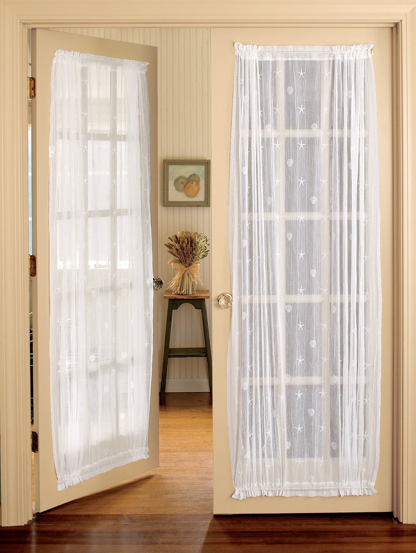 Pin By Susan Arsenault On Cottage Panel Doors Curtains Coastal