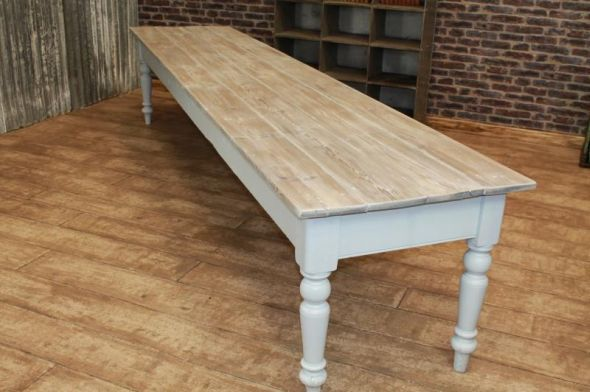 Amazing Large Farmhouse Table
