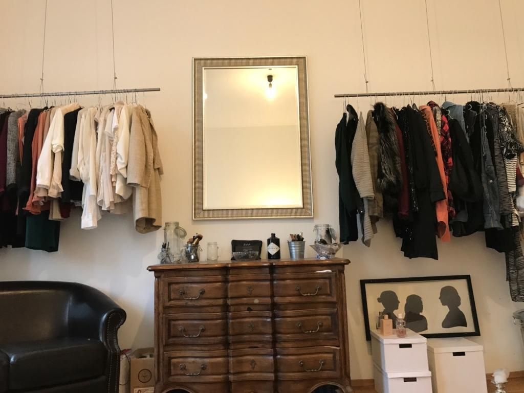 Mit Einem Kleiderstangen System Bringst Du Nicht Nur Wunderbar
