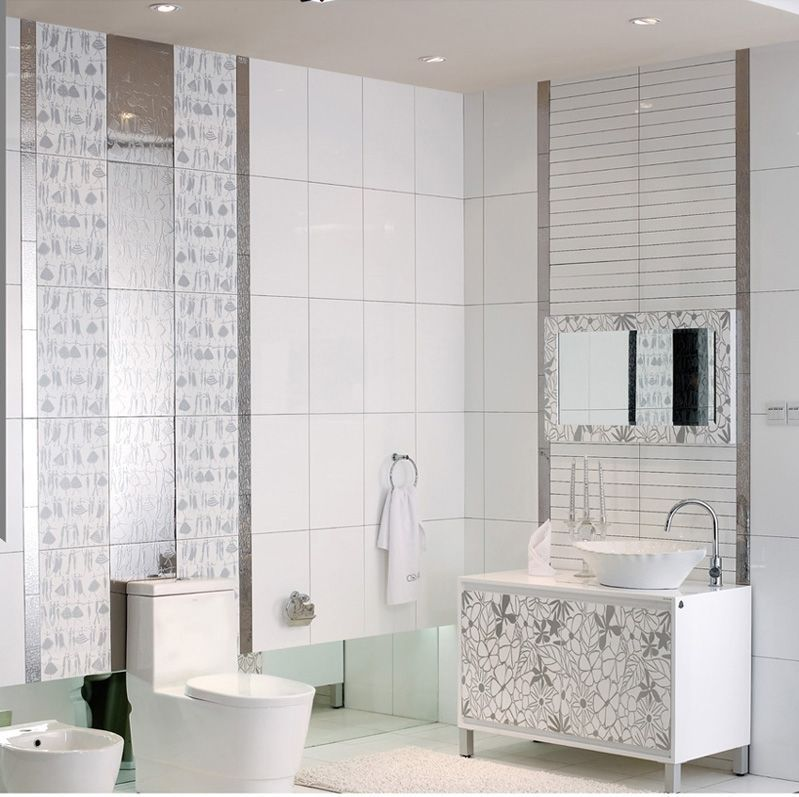Cheap bathroom wall tile | BATHROOM | Pinterest | Cheap bathrooms ...
