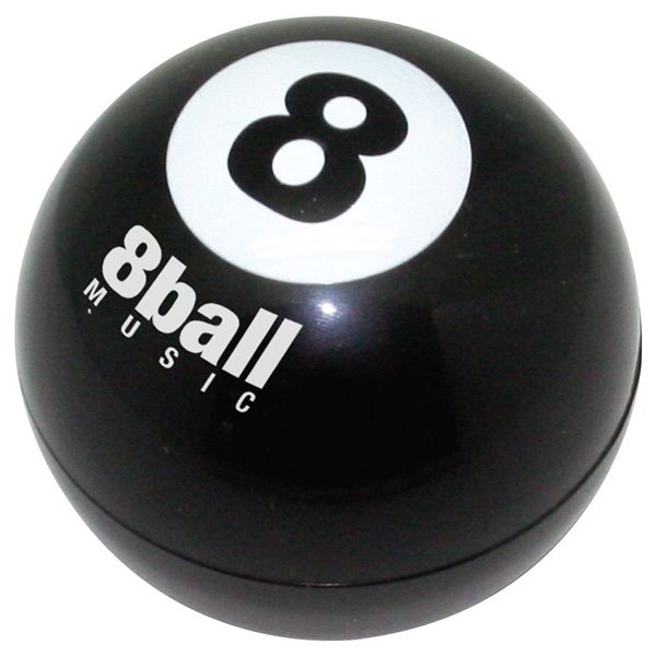 24 Hour Rush Promo  8ball  promoproducts  logo  advertising Promotional Magic  8-Ball Decision Maker  d5c88762eafd