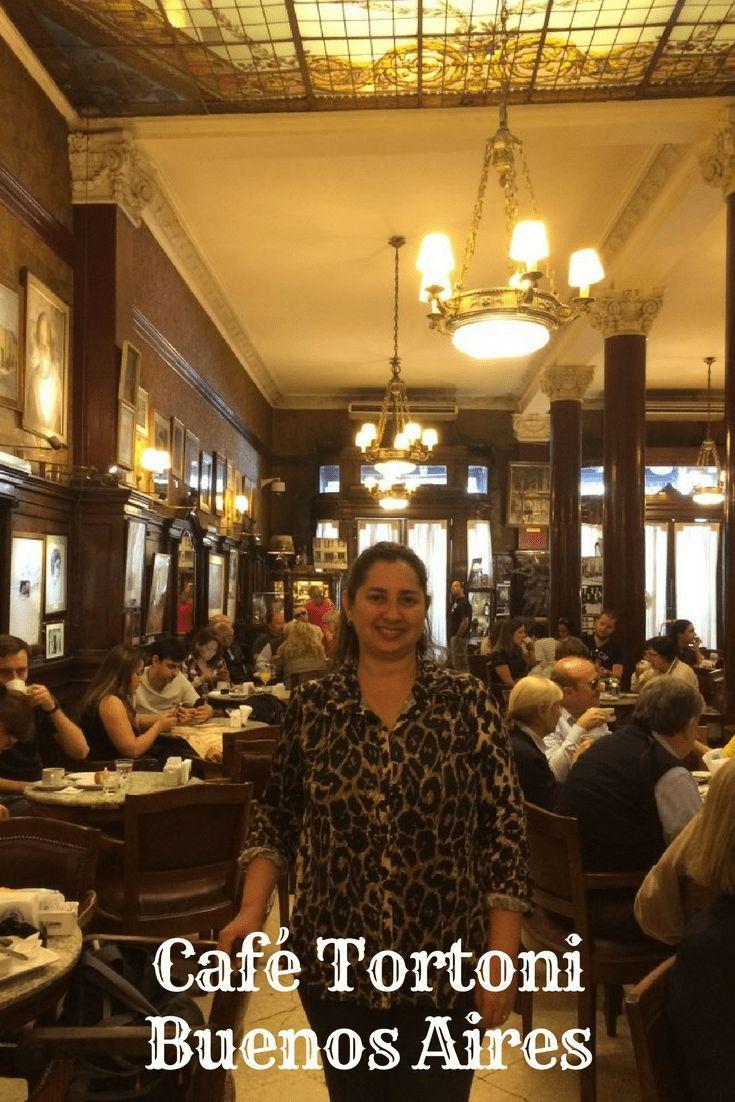 Gran Café Tortoni Argentina Buenos Aires Acesse Nosso Blog