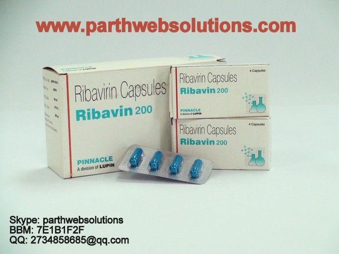 Rebetol Capsules, Ribavin (Ribavirin Capsules)