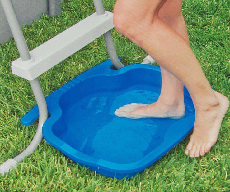Intex Pool Foot Bath