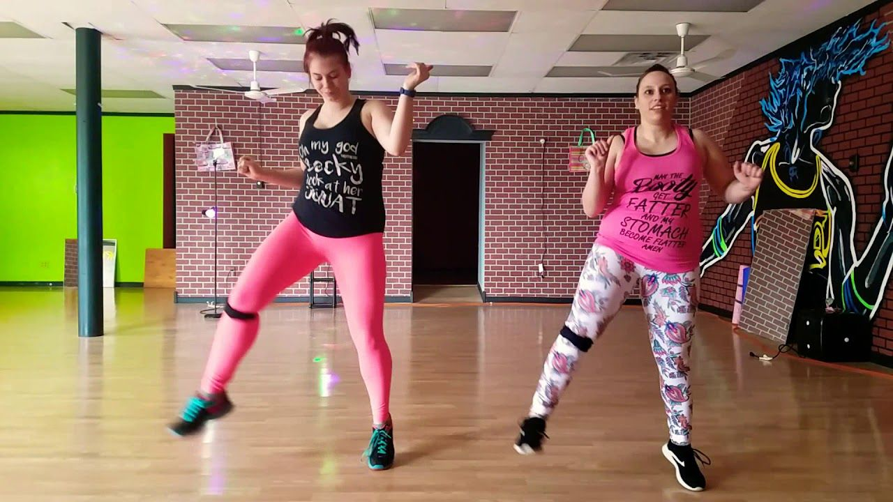 3a2c3e0d171 Dance2fit with Shelby (She bad - Cardi B) - YouTube