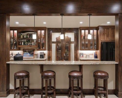Stylish Bar Ideas Beautiful Homes Design Restaurant Porn