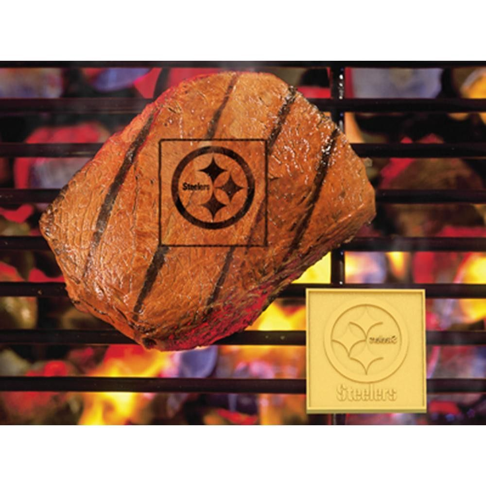 Pittsburgh Steelers NFL Fan Brands Grill Logo · Grill LogoBbq  AccessoriesKitchen ...