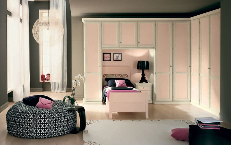 Camere Da Letto Ragazze Moderne : Cool rooms for girls 10 classic girls room design ideas with