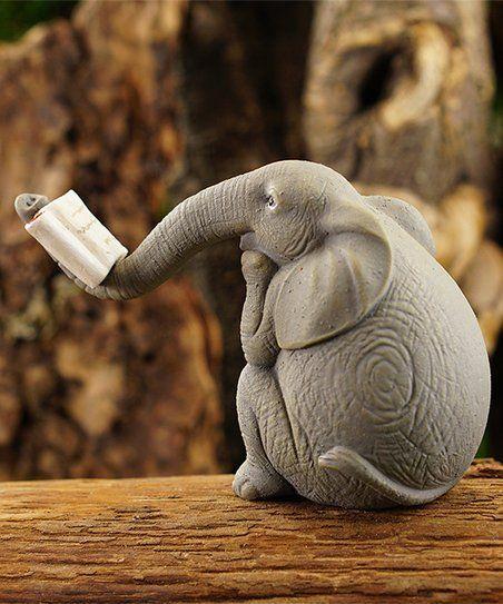 Photo of Dieser faulenzende literarische Elefant unterstreicht Ihre Mini-Garten-Displays mit einem ……