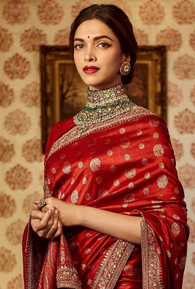 Indian beautyroyalethnic Sabyasachi sarees