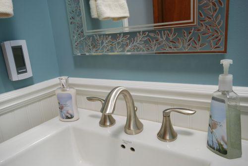 Sherwin Williams Interesting Aqua Bathroom Pinterest