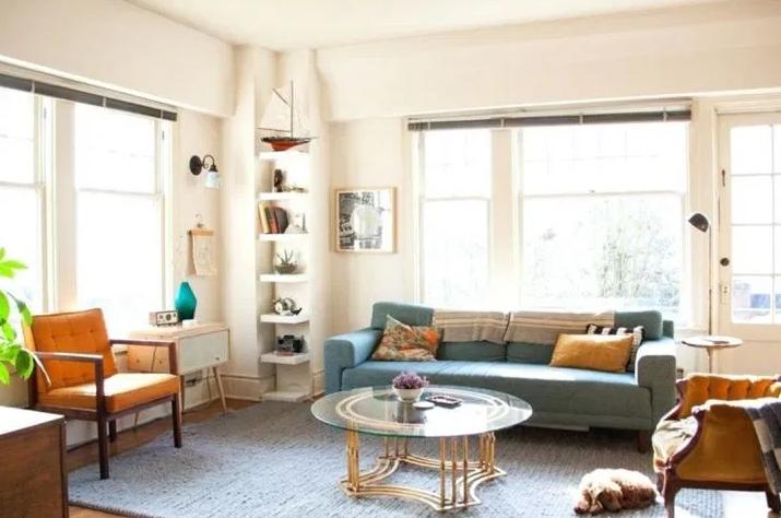 9+ Perfect Apartment Interior Design Living Room Ideas ...