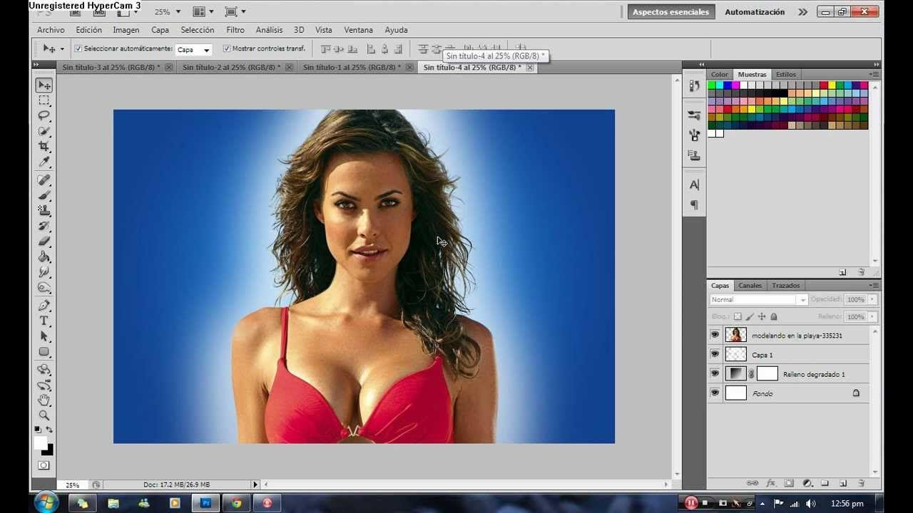 Recorte Perfecto Photoshop Cs5 Photoshop Tutorials Youtube Photoshop Tutorial Photoshop Design