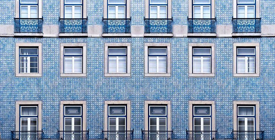 Fachada azulejos mood portugal azulejos azulejos para exteriores e fachadas - Azulejos para fachadas ...