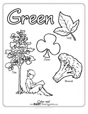 Green: EnchantedLearning.com