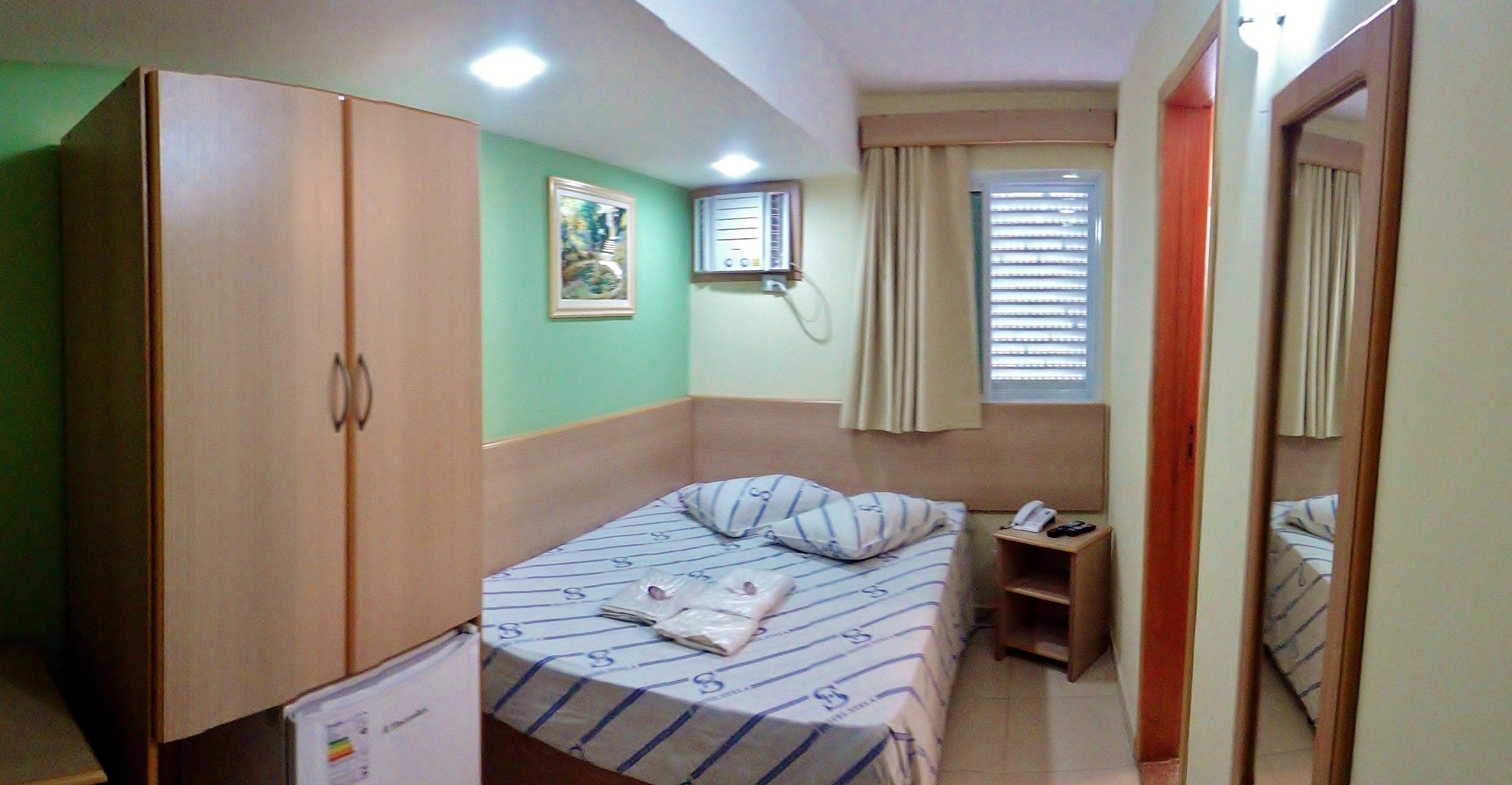 Hotel Stela - Apartamento Solteiro/Casal