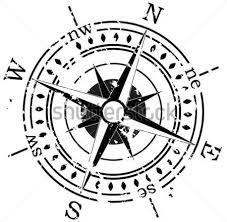Windrose Kompass Tattoo Farbe Google Suche