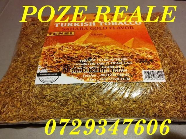 Tutun Vrac , pungi sigilate din tutungerie , 500 gr la 125 ron - Anunturi de mica publicitate