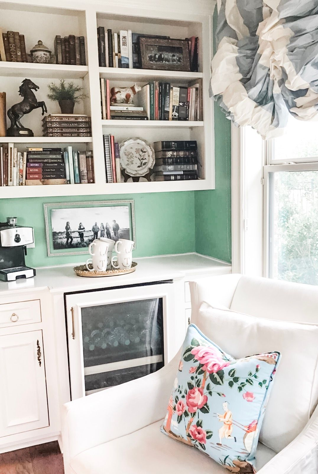 Coffee bar adds so much to a master suite jenny tamplin