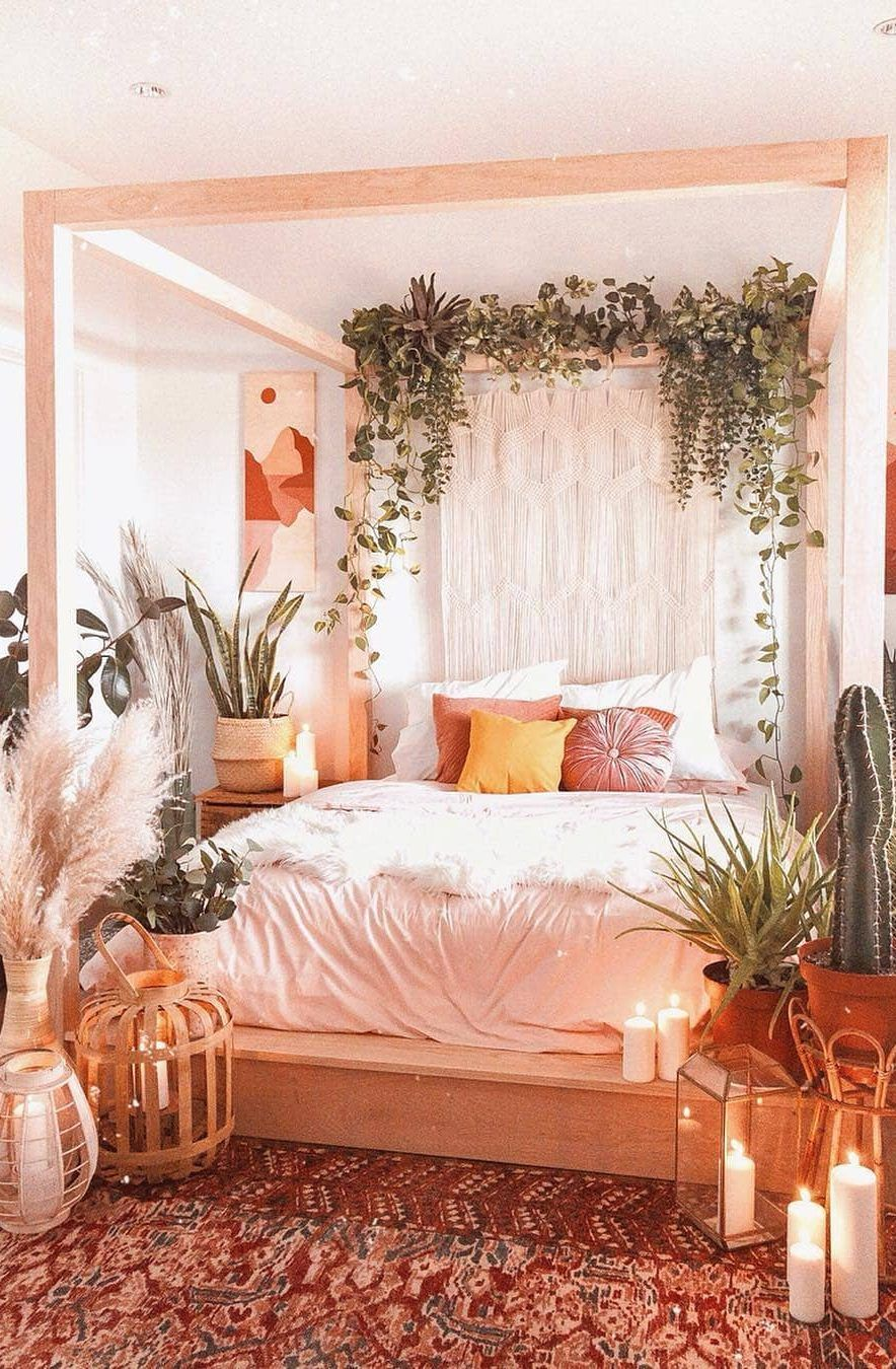 54+ Modern and Small Bedroom Interior Design Ideas ! Part 51