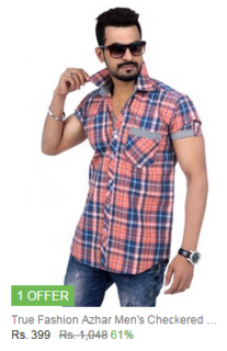 All men clothing and accessories, shirts for men, t shirts for men, blazers for men, jackets for men, suits, leather jackets for men, jeans, designer suits are available through online shopping in India with Best price buy at hocakedeals.com