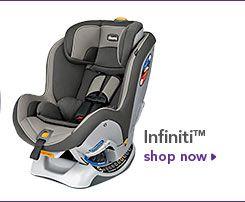 "Chicco NextFit, Convertible Car Seat, Infiniti, Gemini, Mystique - Babies""R""Us"
