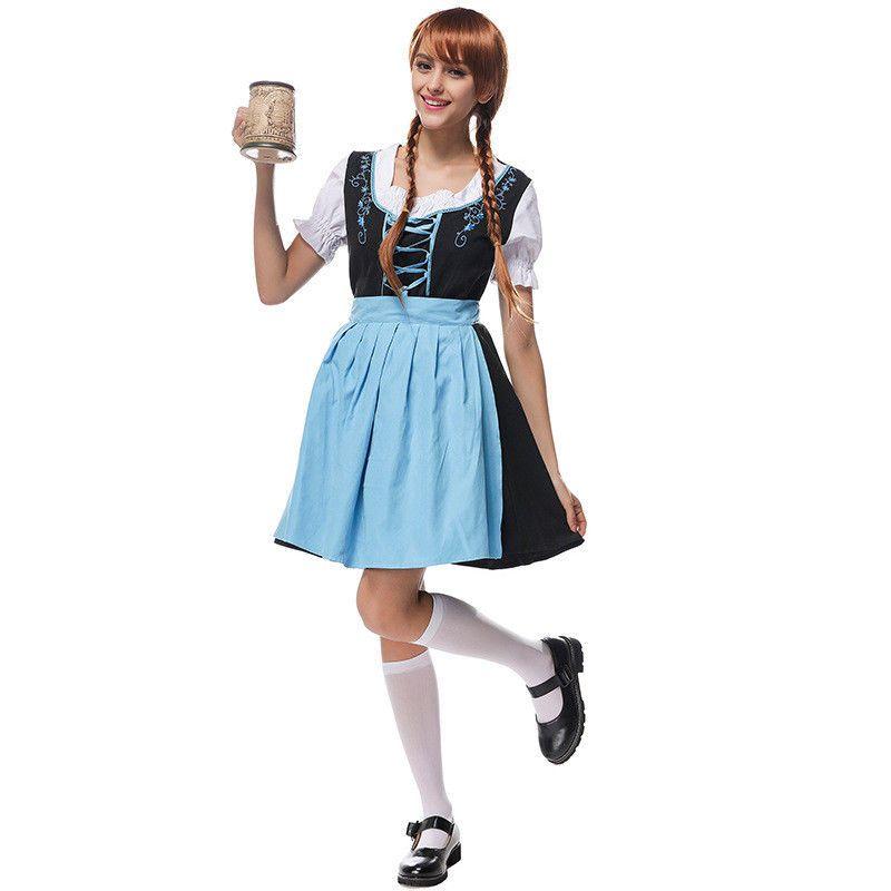 Frauen Oktoberfest Deutsche Bier Oktoberfestbier