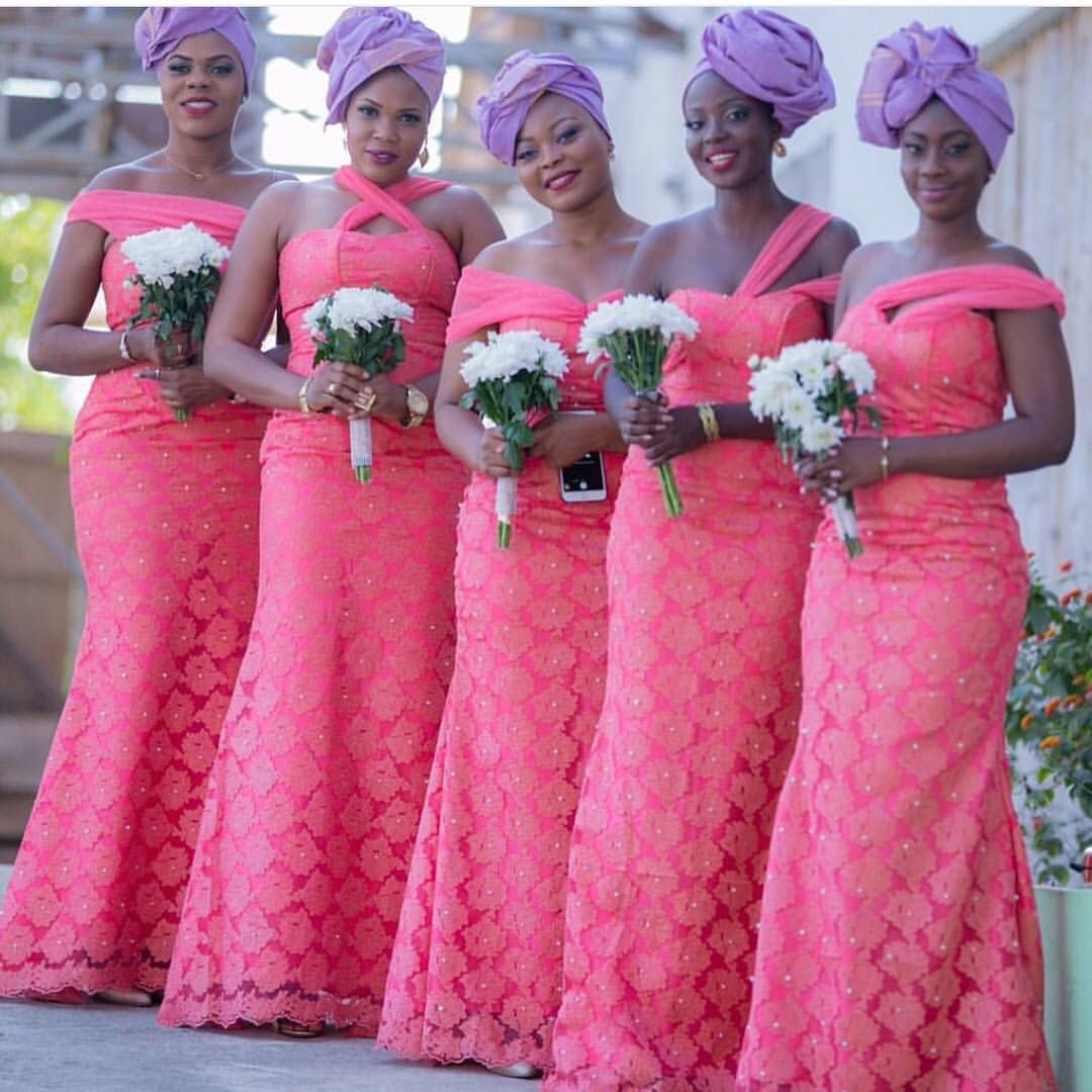 Pin by RD Brown on Weddings & Dances | Pinterest | Africans, Aso ebi ...
