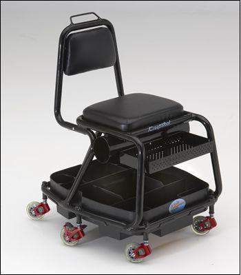 Kreepstool Rolling Utility Seat, Kreep Stool Creeper, Creeper Seat