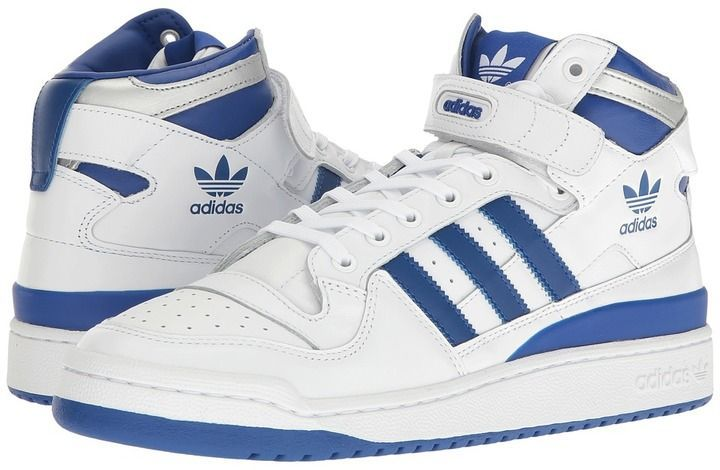 adidas Forum Mid Refined Men's Basketball Shoes | Hot shoes