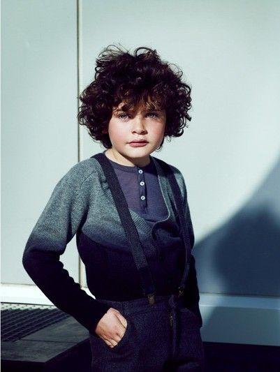 Boy By Franck Malthiery Curly Hair Baby Black Hair Blue Eyes Boys With Curly Hair