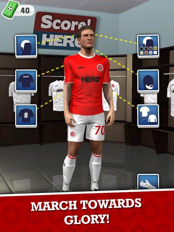 Score Hero Apk | genesis mining promo code | Score hero, Game 2018