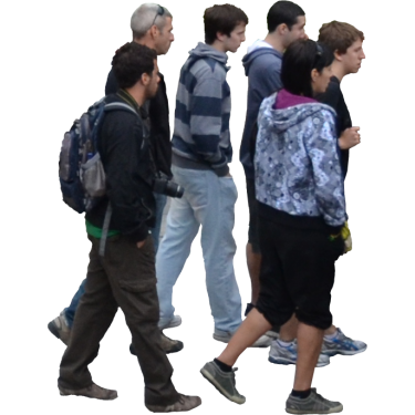 Group Of Students Immediate Entourage Render People Photoshop Textures Backgrounds Immediate Entourage