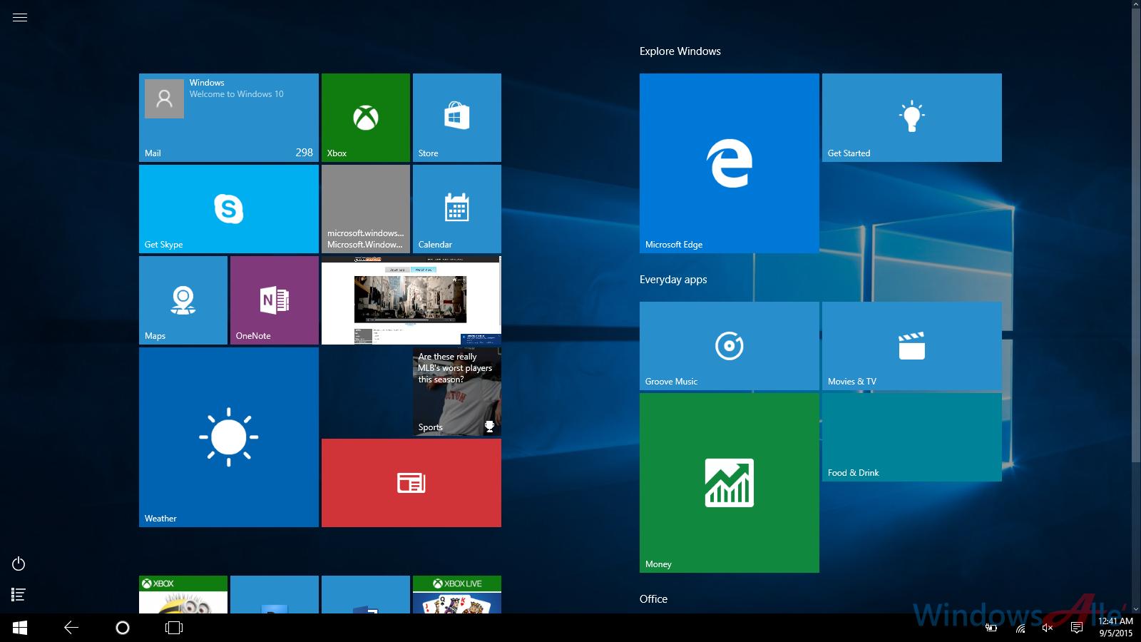 how to move between windows on desktop