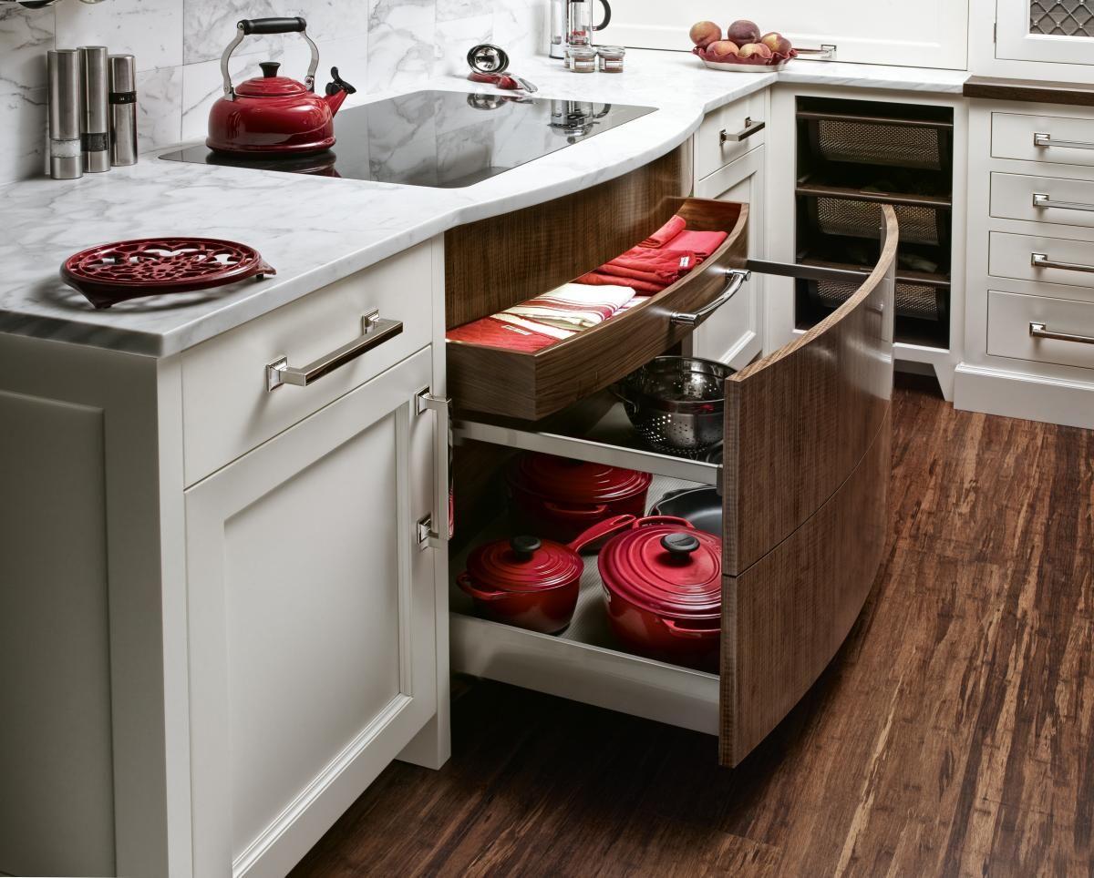 Lovely Kitchen Cabinet Storage Bins