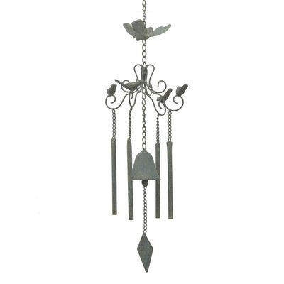 Three Hands Metal Hanging Wind Chime