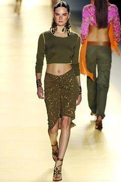 Céline Spring 2003 Ready-to-Wear Fashion Show - Michael Kors, Anouck Lepère