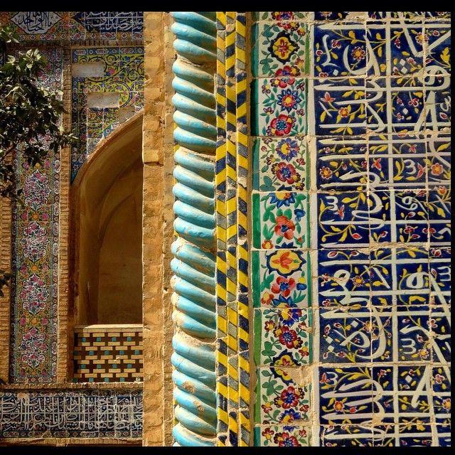 #shiraz #iran #architecture by maxdifra74 via Instagram