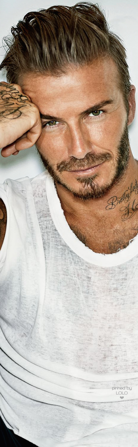 David Beckham People Sexiest Man Alive by Marc Hom | #LOLO ...