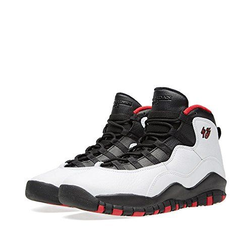 7e779a9a70e Air Jordan 10 Retro BG 5Y Double Nickel 310806 102 -- Click image for more  details. (This is an affiliate link)  NikeShoes