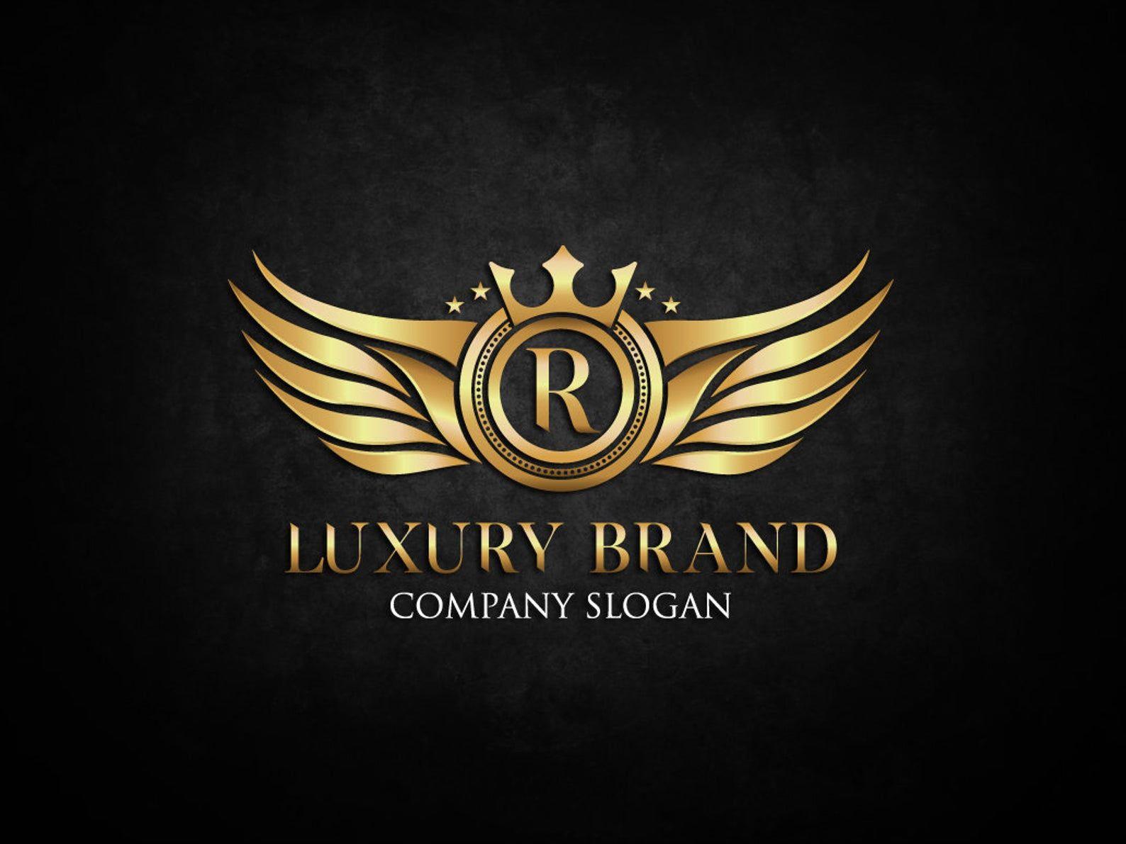 Pin on Luxury logo