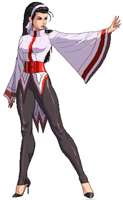 Kof Xiii King Sprites Google Search Fantasy Character Design Female Character Design King Of Fighters