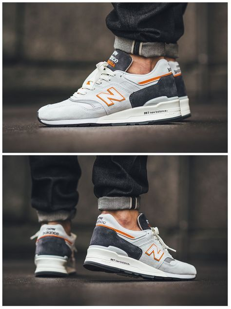 hot sale online 7b560 3bac9 New Balance M997CSEA 'Explore by Sea' | New Balance Sneakers ...